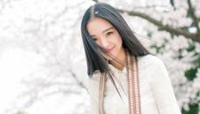 武大学霸校花李莎旻子晒美照 称为美好而生