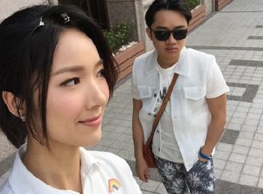 恭喜!王祖蓝宣布老婆怀孕