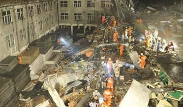浙江温岭一厂房发生坍塌致员工被埋
