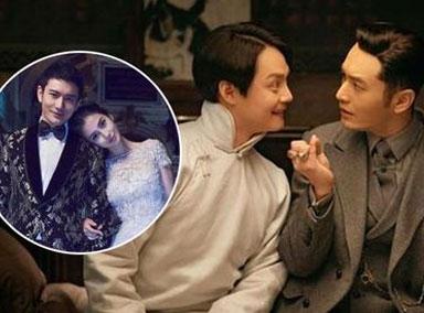 黄晓明秀baby怀孕留的陈皮,尹正表情亮了