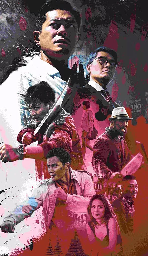 香港电影值得一看 大制作,刺激的大场面