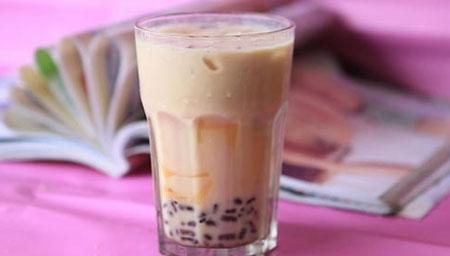 喝珍珠奶茶患肠梗阻
