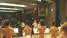 奔放!日本惊现重口味裸体婚礼 你敢吗?