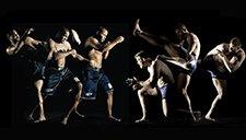 MMA格斗魅力瞬间 完美演绎暴力美学 超赞