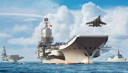 航母打击群西太平洋首训