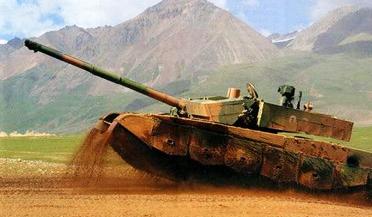 珍贵画面!国产坦克成功拦截火箭筒