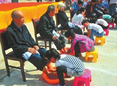重庆山村新春传统