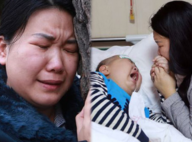 单亲妈妈为救白血病儿子15万贱卖房产