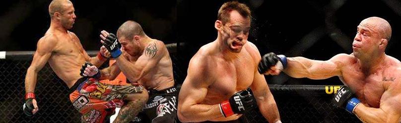 UFC史上最严重受伤集锦