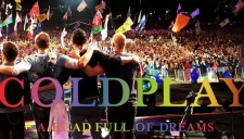 Coldplay新单《A Head Full Of Dreams》MV首播