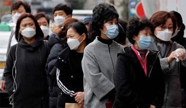 韩国首尔又一教会集体感染