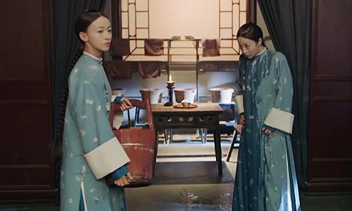 第2集精彩看点:魏璎珞霸气制服小宫女