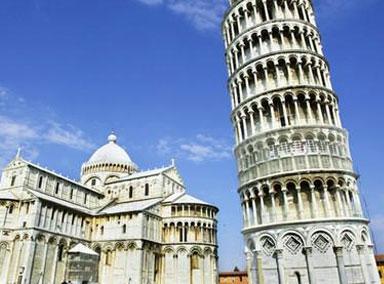 意大利比萨斜塔重开