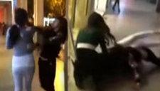 女子遭扒衣殴打不断求助 路人:等我拍完