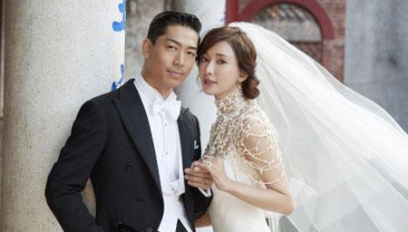 恭喜!林志玲大婚