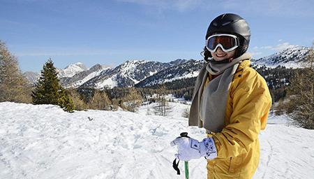 女生8天独自登顶雪山