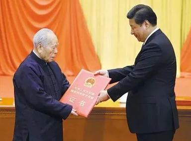 """中国核司令""""程开甲逝世"""