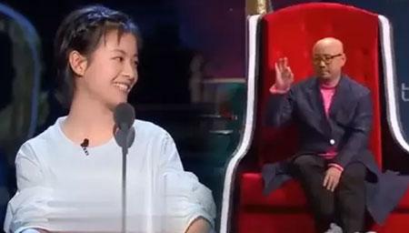 """李庚希喊徐峥""""爸爸"""""""
