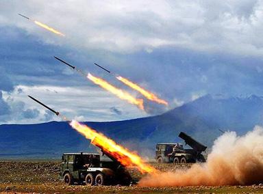 火箭軍發布超燃征兵視頻