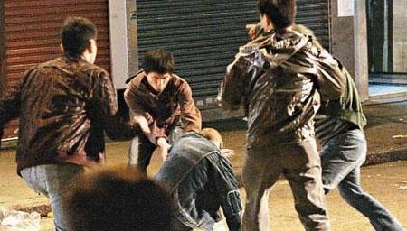 4名未成年人群殴致1死 嫌犯案发后回家睡觉