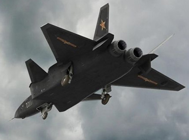 歼-20改进型细节首次曝光