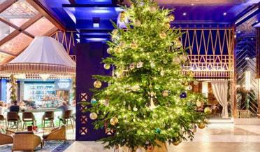 全球最贵圣诞树价值1190万英镑