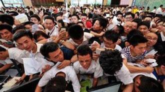 上海新房交易量再破新高 连续3天成交超1000套
