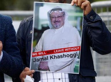 """沙特承认""""失踪""""记者死亡"""