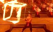 舞蹈《火舞欢腾》祝你一年红红火火