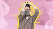 口罩竟是个空气净化器?PM2.5雾霾通通不许进来!