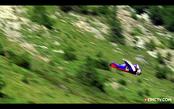 乔克·萨默与哈尔沃·昂维克火力全开的地形跟踪飞行