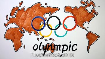 画体育·第一期·奥运会的由来