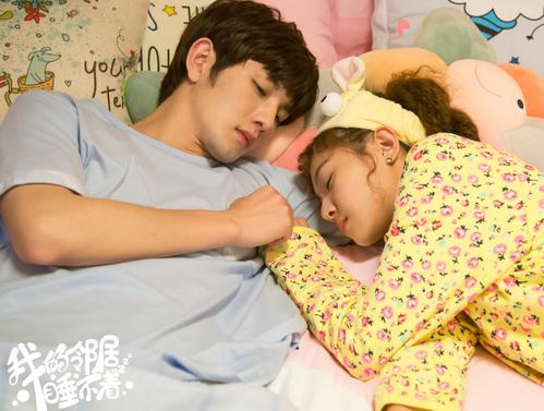 网剧《我的邻居睡不着》同名主题曲 Official Music Video