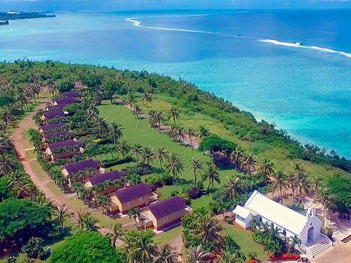 二更丨神秘又浪漫,这是属于情侣的岛屿!