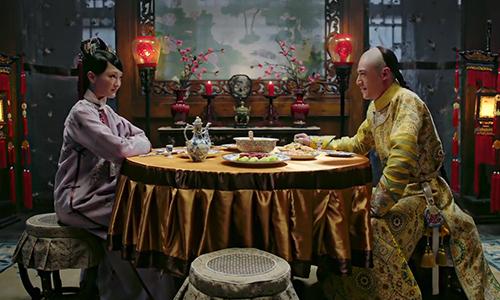 《如懿传》第10集看点:青樱生日却惹皇上动怒