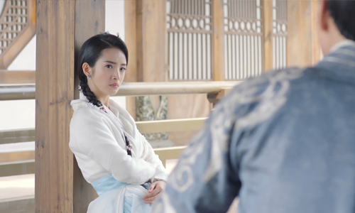 《小女花不弃》第9集精彩看点:陈煜来莫府看望不弃再闹纷争