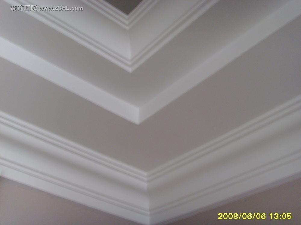 求助cad石膏线怎么画啊?该怎么看?为什么要这么画?图片
