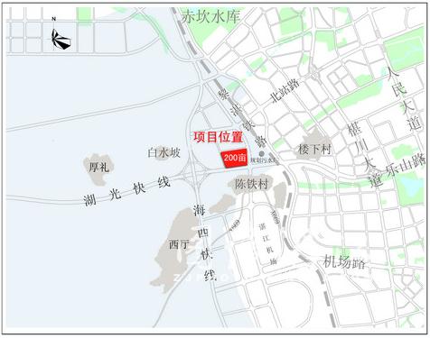 为什么新建湛江国际机场,湛江高铁西站都离城市中心较图片