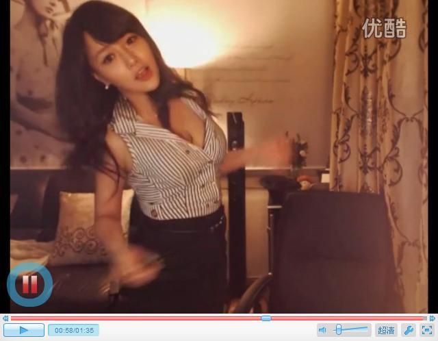 请问这位韩国afreecatv的女主播叫什么名字啊?