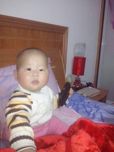 婴儿发型 男宝宝图片