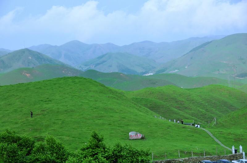 新疆南山牧场好玩吗