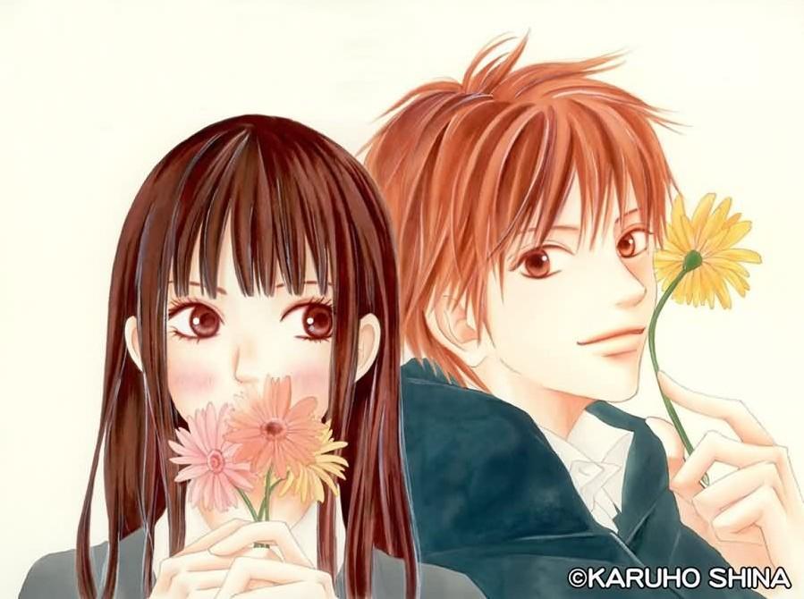 有谁看过关于日本校园恋爱的动漫