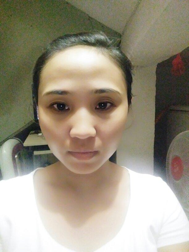 我这脸是国字脸还是大饼脸,适合什么发型呢?空气刘海可以吗?图片