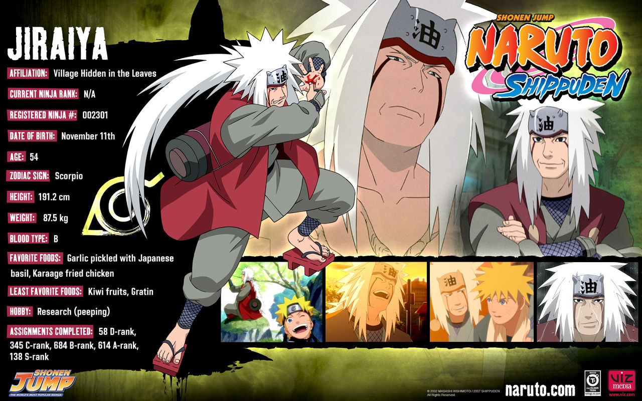 Anime Characters Born June 5 : 火影自来也这张图片的桌面。 或者 的。邮箱:  qq 百度知道