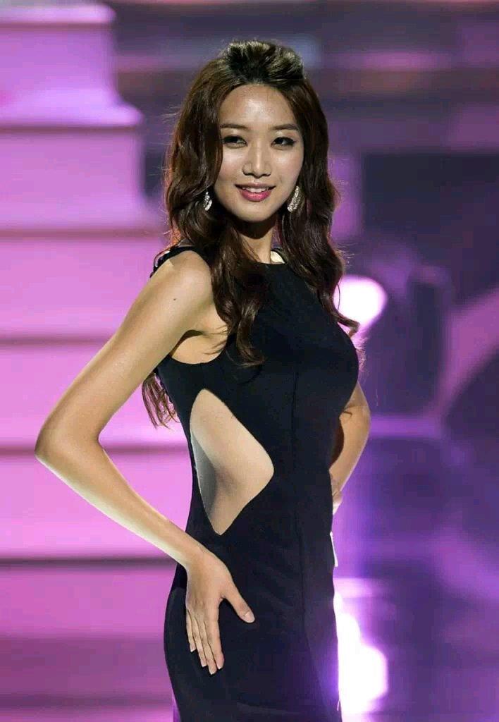 中国选美大赛_韩国的冠军好看还是中国的冠军好看,选美大赛里面.