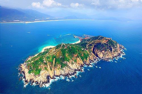 海南岛分界洲岛