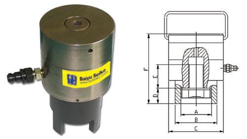 液压拉伸器的工作条件图片