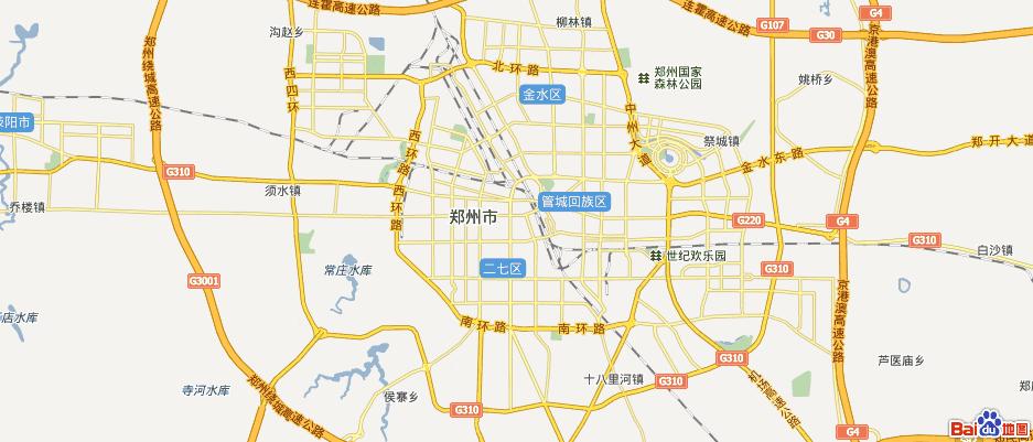 中牟县最新规划图 郑州中牟县 中牟县最新规划图