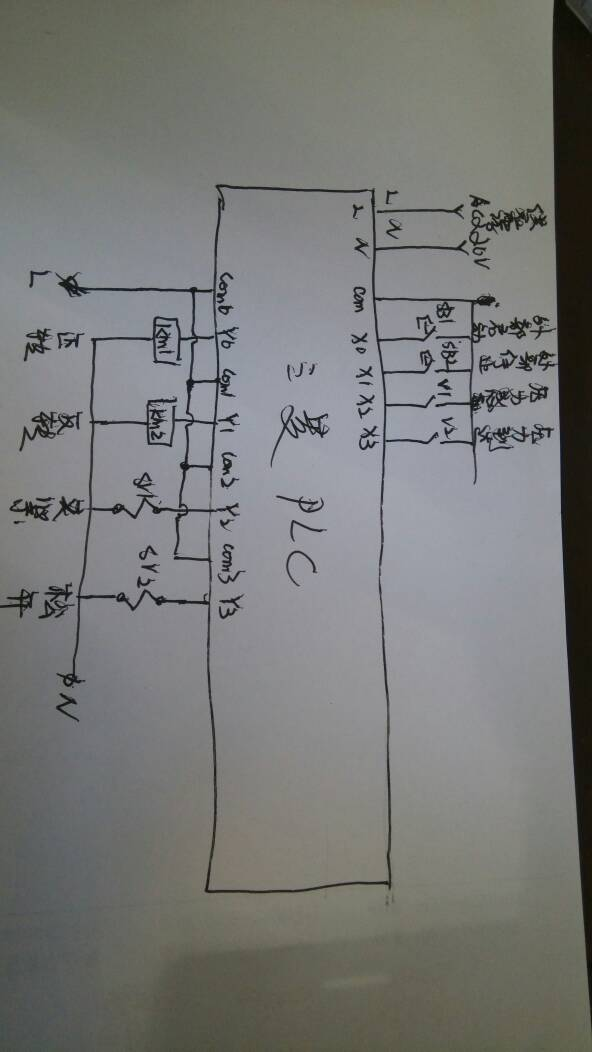 电磁阀等等),具体不清楚可联系我再详细介绍 回答 另外外部接线图一般图片