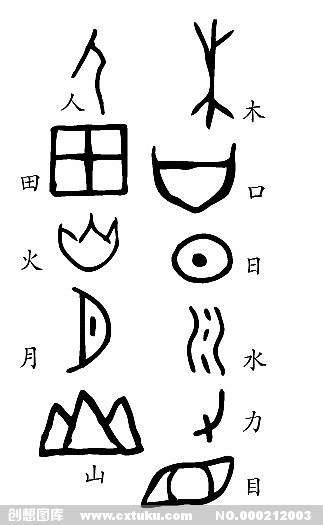 汉字就能把所有的汉字笔画凑齐了
